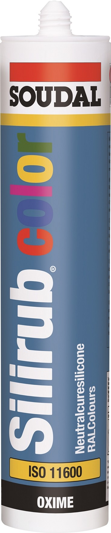 SILIRUB COLOR RAL 7011	310ML